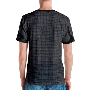 Brotherhood Pattern Shadow T-shirt 50ITWC on David Krug Online Store