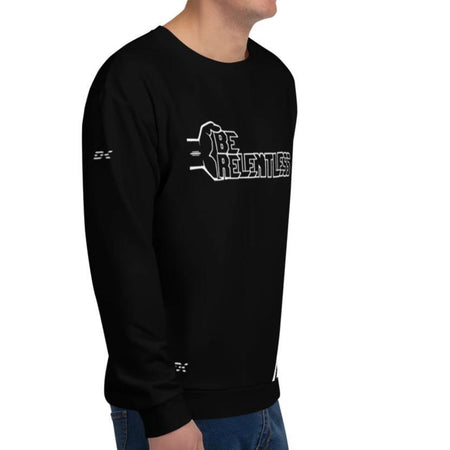 DK Be Relentless Sweatshirt on David Krug Online Store