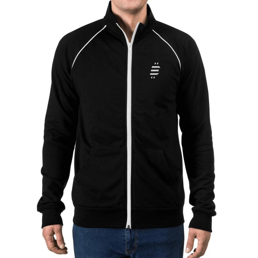 DK Bitcoin Track Jacket on David Krug Online Store