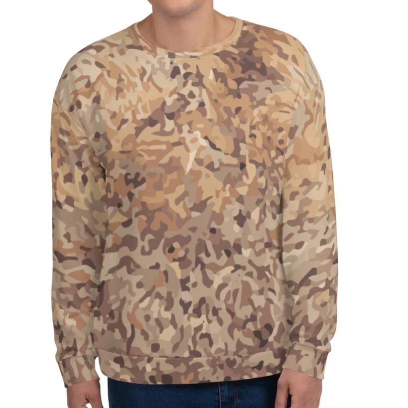 DK Camo Sweatshirt on David Krug Online Store