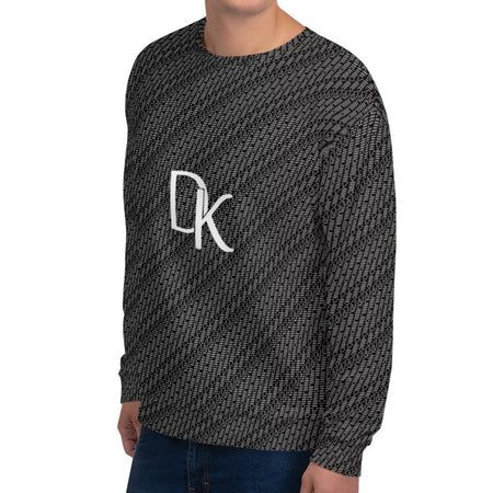 DK Perseverance Pattern Sweatshirt 25ITWC on David Krug Online Store