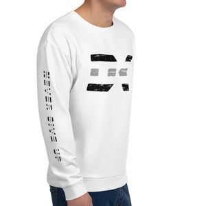 DK Persistence Sweatshirt - Never Give Up on David Krug Online Store