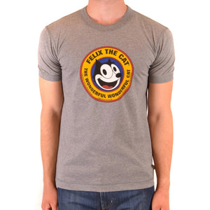 Dolce & Gabbana Felix The Cat T-Shirt Grey Fashion on David Krug Online Store