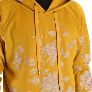 Gucci Floral Embroidery Hoodie Fashion on David Krug Online Store