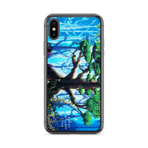 Halldin x Brotherhood x DK Bonsai Graffiti iPhone 11 Case 50ITWC on David Krug Online Store