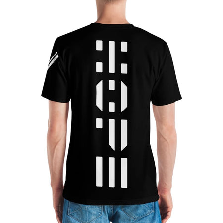 Hope Back Print T-shirt on David Krug Online Store