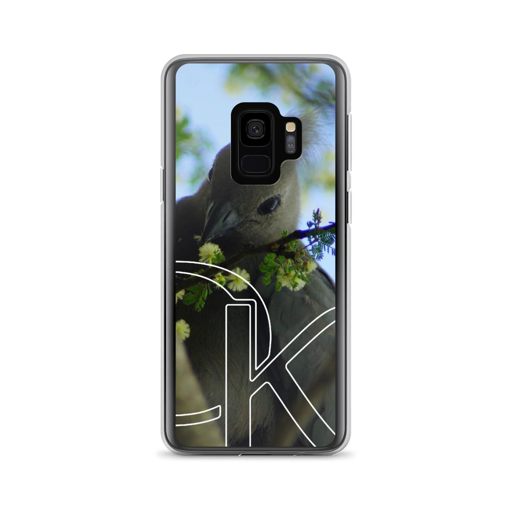 Krug Grey Lourie Samsung Case on David Krug Online Store