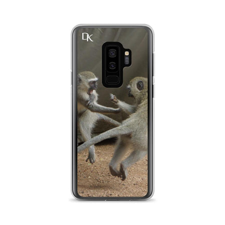 Krug Kung Fu Monkeys Samsung Case 50ITWC on David Krug Online Store