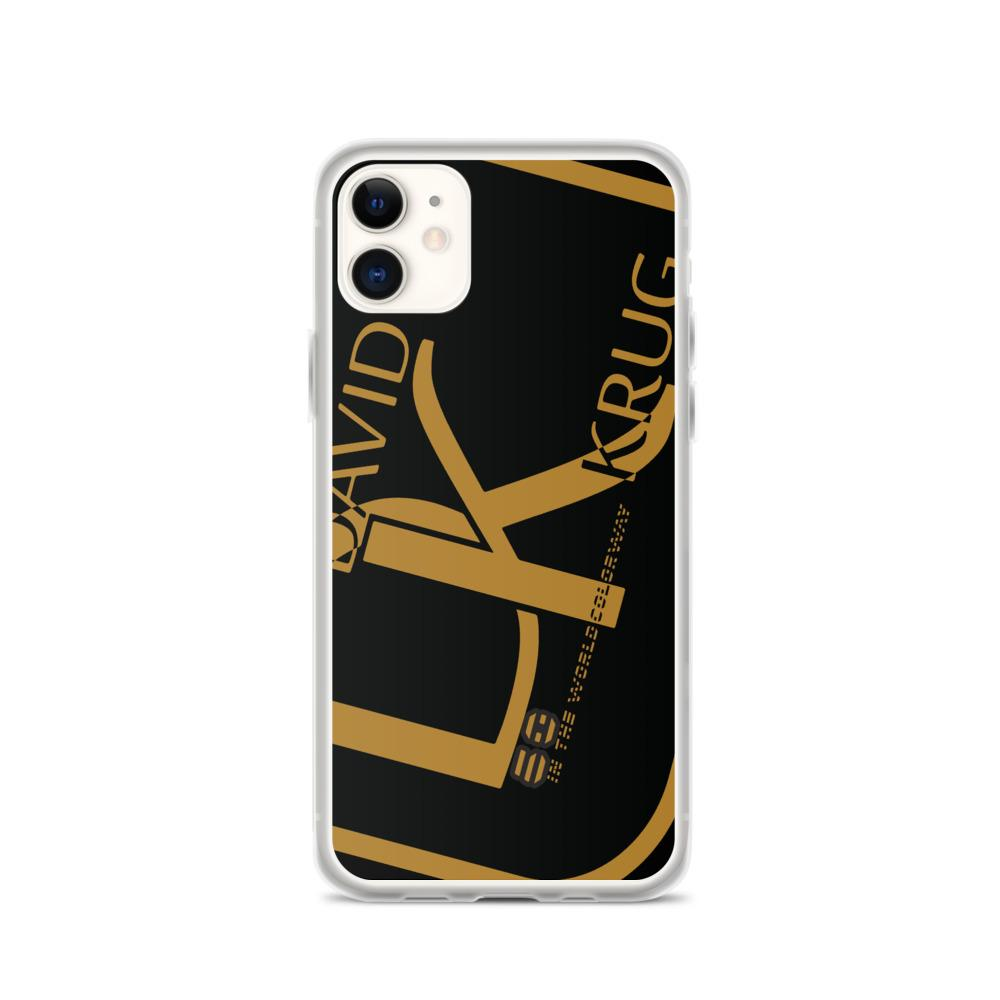 Krug Monogram iPhone Case 50ITWC on David Krug Online Store