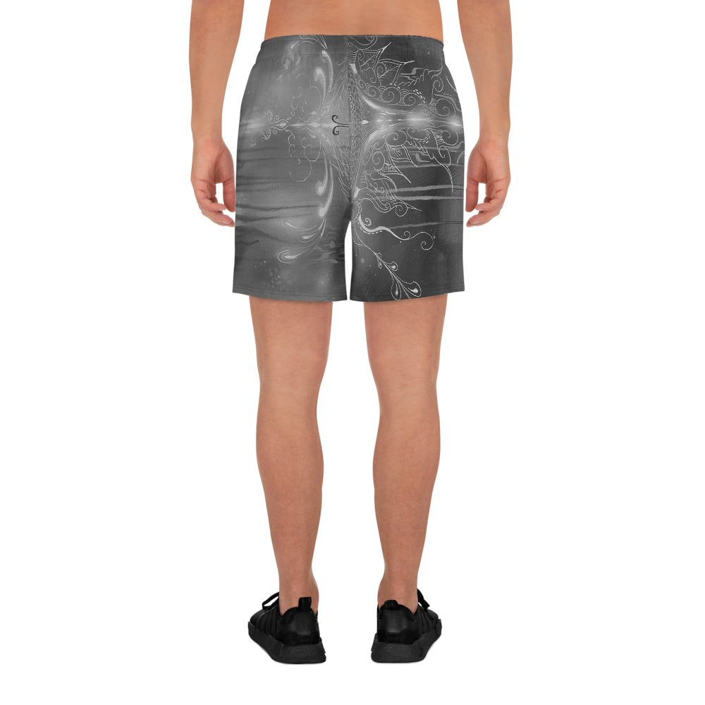 Krug X Halldin Athletic Shorts on David Krug Online Store