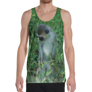 Monkey Tank Top on David Krug Online Store