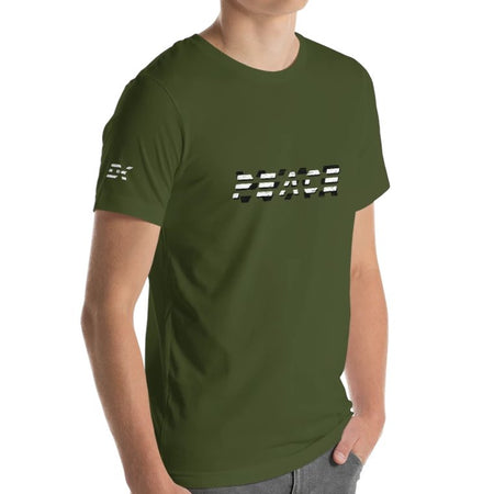 Peace Over War DK T-shirt on David Krug Online Store
