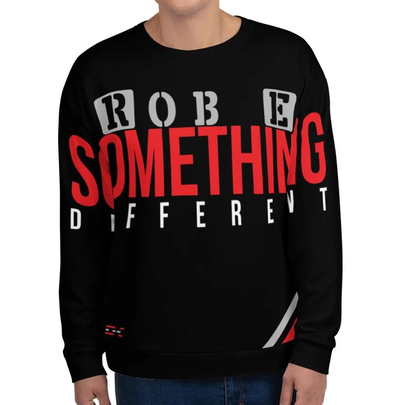 Rob E Something Different Sweatshirt 50ITWC on David Krug Online Store