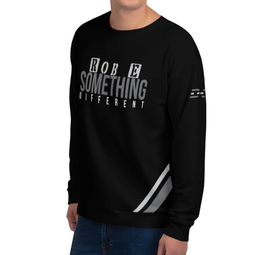 Rob E Something Different Sweatshirt on David Krug Online Store