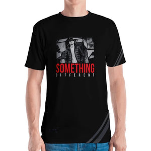 Rob E Something DIfferent T-shirt on David Krug Online Store