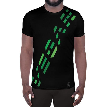 Vegan Athletic T-shirt on David Krug Online Store
