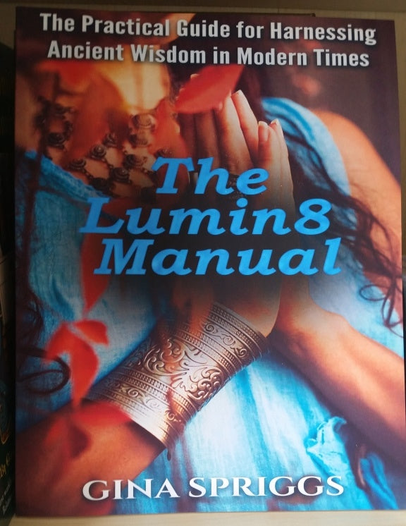 Lumin8 Healing Oracle Manual