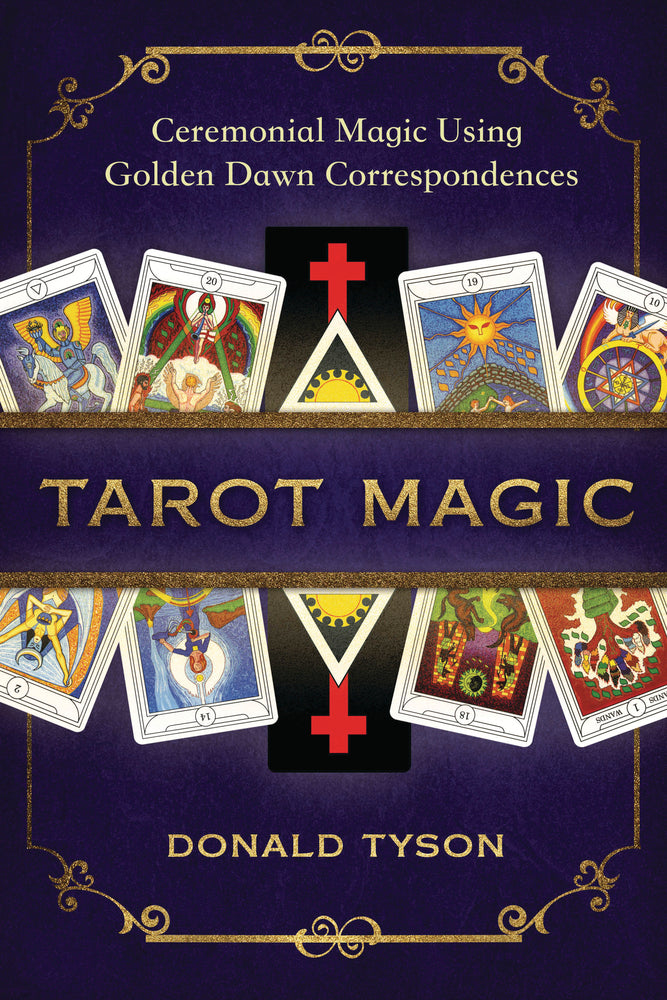 Tarot Magic - Donald Tyson