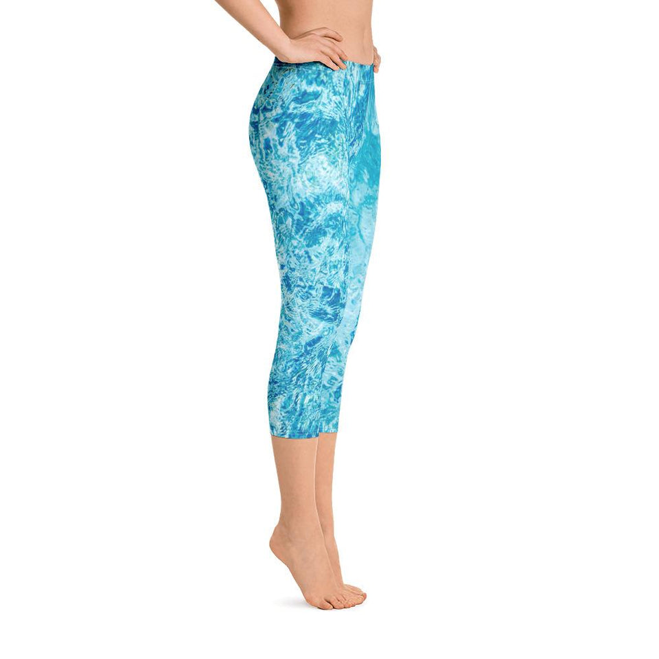 Agua • Capri Leggings apparel