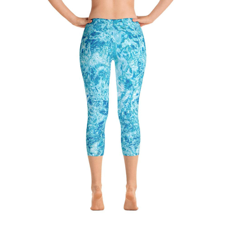 Agua • Capri Leggings apparel XS