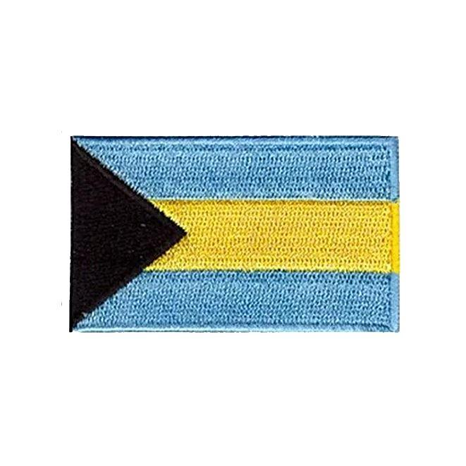 Bahamas • Patch flag patch