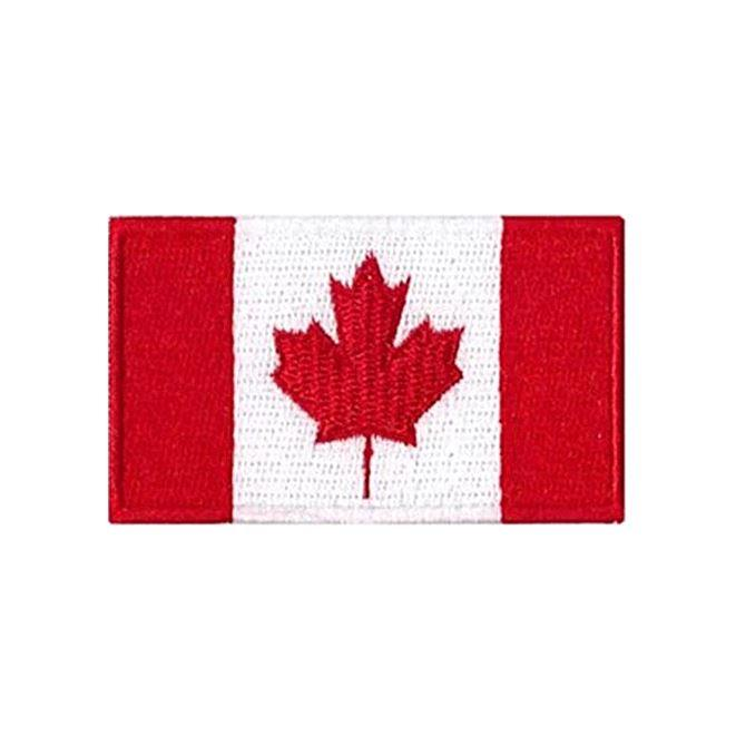 Canada • Patch flag patch