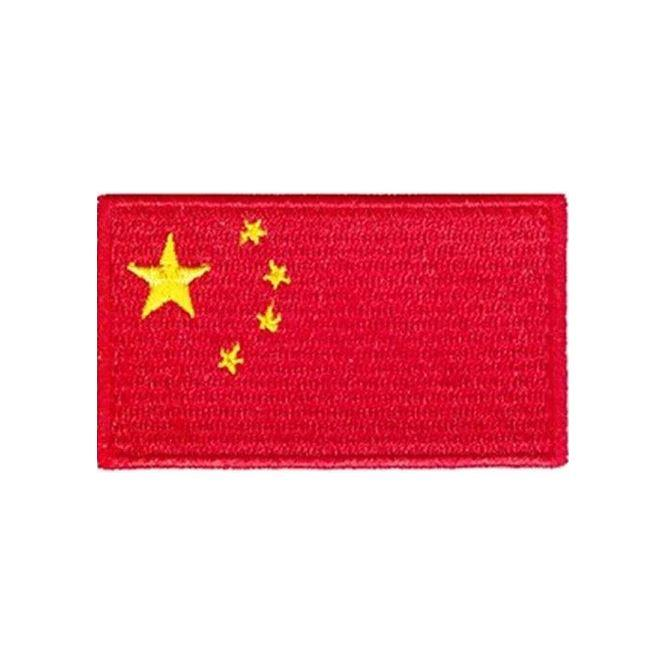 China • Patch flag patch