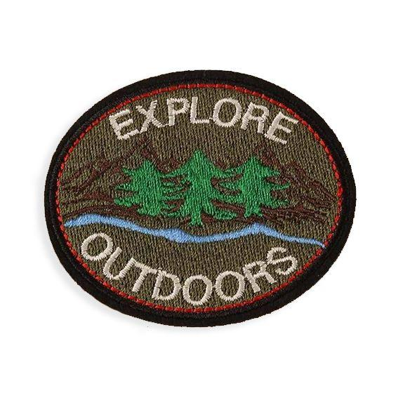 Explore Outdoors • Patch patch