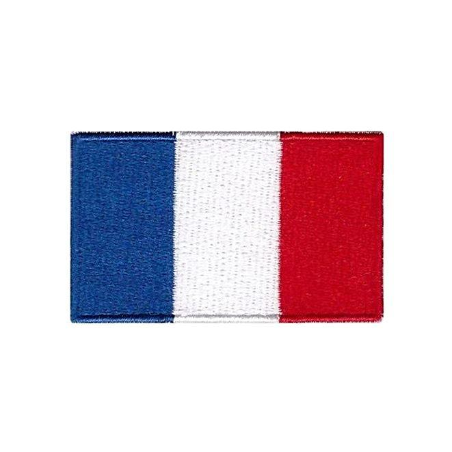 France • Patch flag patch
