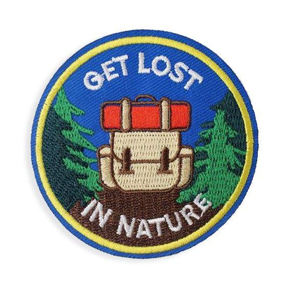 Get Lost in Nature • Patch patch