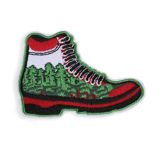 Hiking Boot • Patch patch
