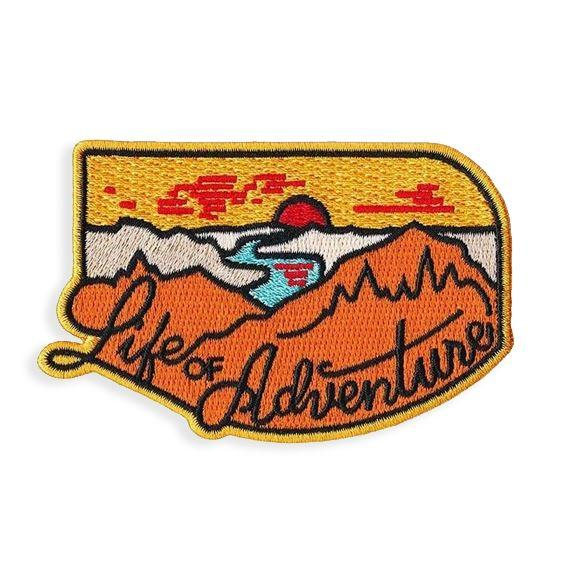Life Of Adventure • Patch patch