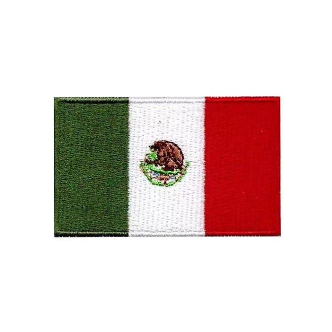 Mexico • Patch flag patch