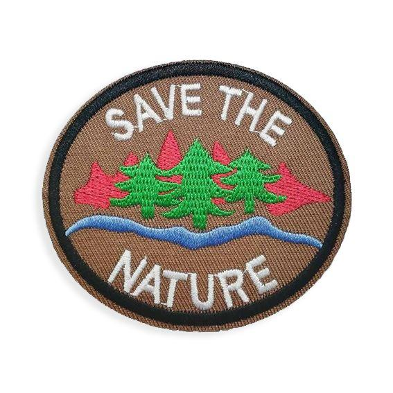 Save The Nature • Patch patch