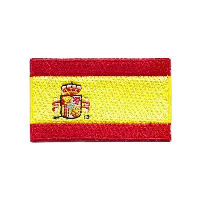 Spain • Patch flag patch