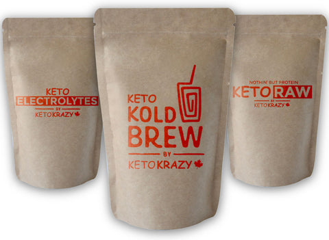 Keto Kold Brew Bundle