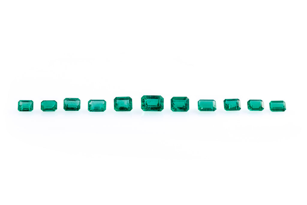 Emerald Suite 21.40cts