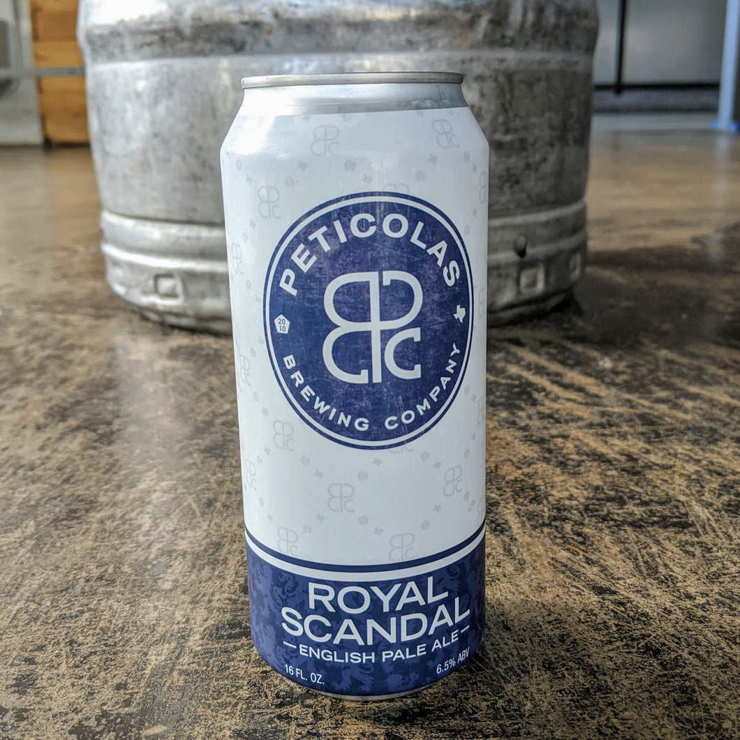 Royal Scandal Cans