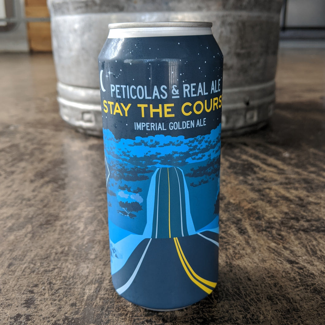 Stay the Course Cans