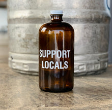 Load image into Gallery viewer, 32oz Support Locals Growler
