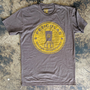 Golden Opportunity tee front