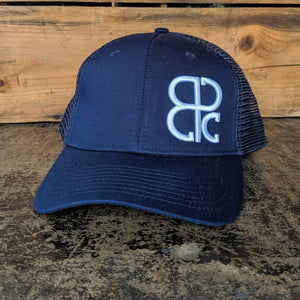 Peticolas Side Logo Trucker Hat