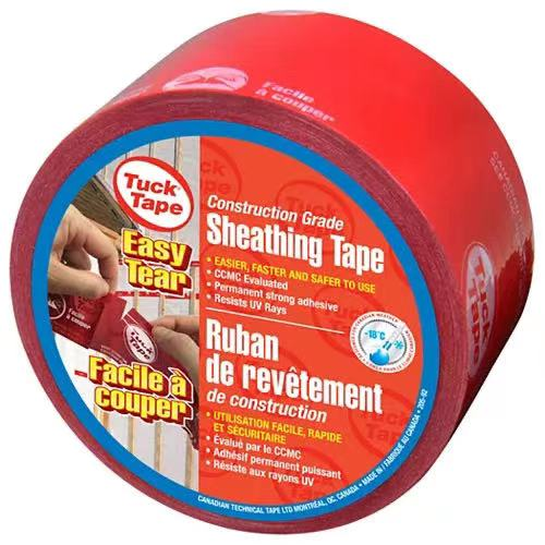 Sheathing Tape Red-60mmx66m