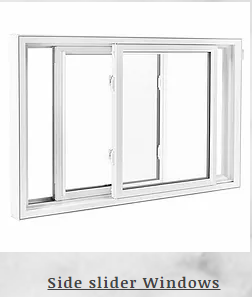 Side Slider Window(Customize only)