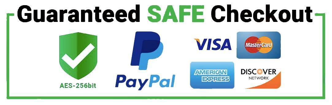 safe checkout logo