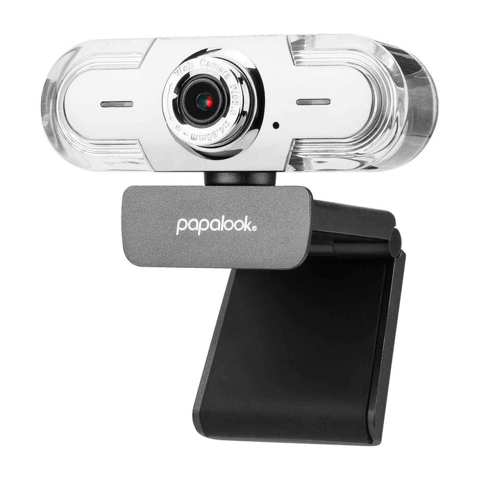 PAPALOOK PA452 PRO USB 1080P HD Live Video Webcam with Mic