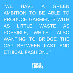We have a green ambition quote