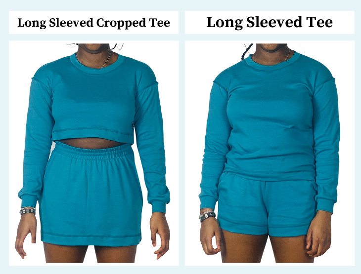 Fit guide - Aesthetic Laundry -  ethical sustainable long sleeve tops and dresses - summer 2021 – plus size – size inclusive