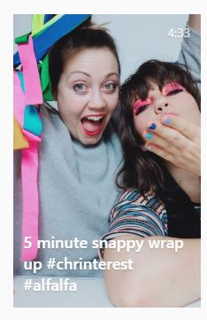 Snappy Wrap Up Video