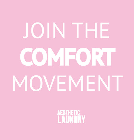 Join the Comfort Movement